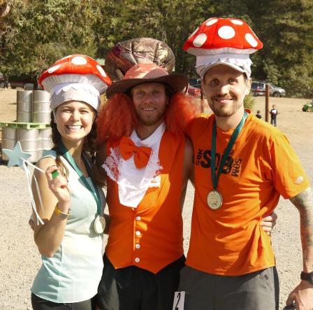 Magic Mushroom Winners w. Timothy Olson by Eric Shranz